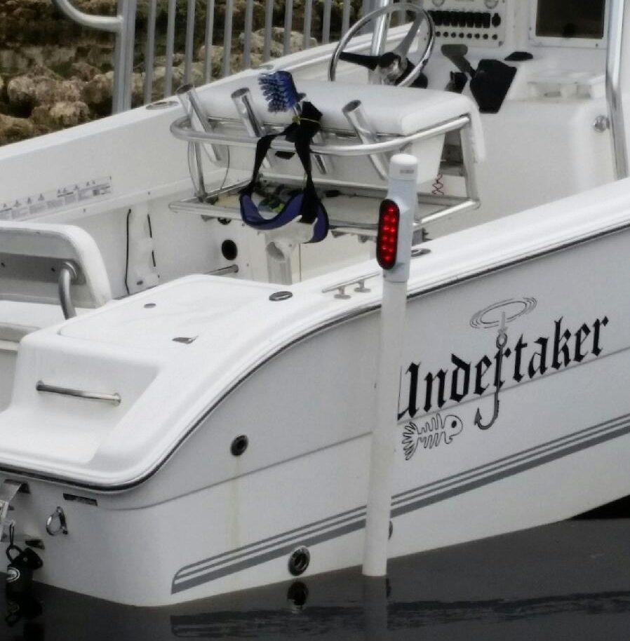 Pipe Light - Boat Trailer Lights